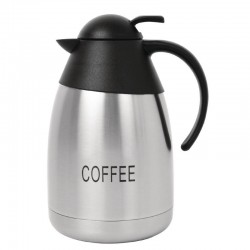 Olympia isoleerkan RVS 1,5ltr COFFEE