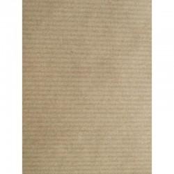 Papieren place-mat lichtbruin