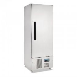 Polar 1-deurs slimline RVS koeling 440ltr