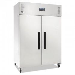 Polar 2-deurs koeling RVS 1200ltr
