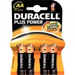 Duracell AA batterijen x4