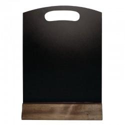 Olympia tafelkrijtbordje 22,5 x 15cm