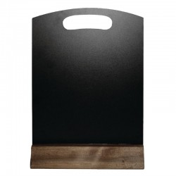 Olympia tafel krijtbordje 31,5 x 21,2cm