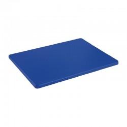 Hygiplas LDPE snijplank blauw 305x229x12mm