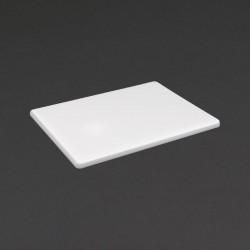 Hygiplas LDPE snijplank wit 305x229x12mm