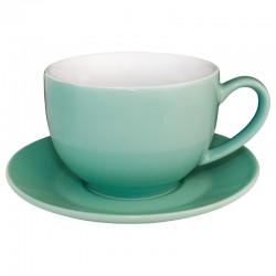 Olympia cappuccino kop aqua 34cl