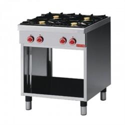 Gastro M 650 gaskooktoeste CEG 70
