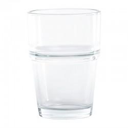 Olympia stapelbare tumbler gehard glas 20cl