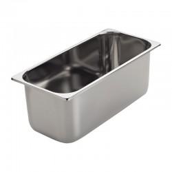 Gastro M ijs-uitschepbak 12x36x16,5cm
