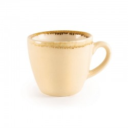 Olympia Kiln espressokopjes zandsteen 8,5cl