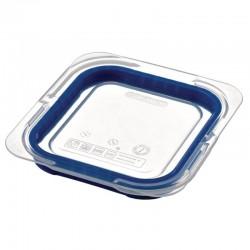 Araven luchtdicht deksel voor ABS blauwe voedseldoos GN1/6