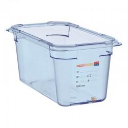 Araven ABS blauwe GN1/3 voedseldoos 150mm