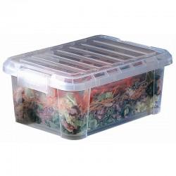Araven voedseldoos met deksel 9ltr