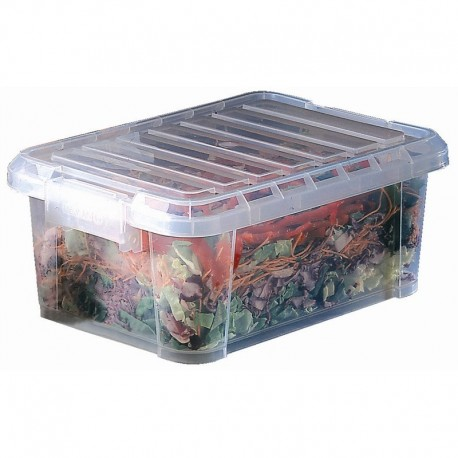 Araven voedseldoos met deksel 14ltr