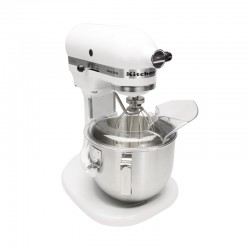 KitchenAid K5 professionele mixer wit 4,8ltr