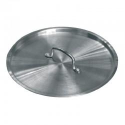 Vogue aluminium deksel steelpan 18cm