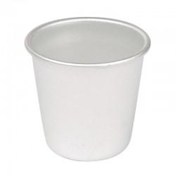 Vogue aluminium puddingvorm 6x6,5cm