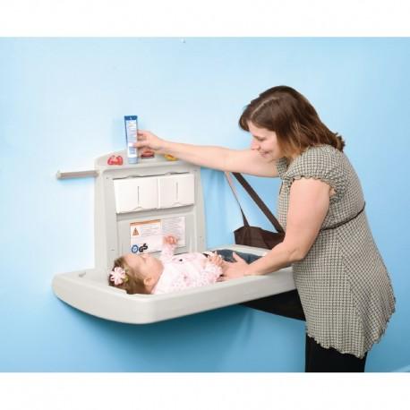 Rubbermaid baby verschoningstafel