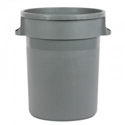 Jantex afvalcontainer 80ltr