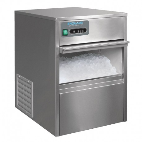 Polar ijsblokjesmachine 20kg output