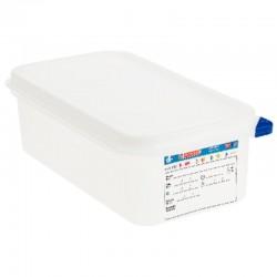 Araven GN1/3 voedselbak met deksel 4ltr