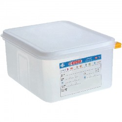 Araven GN1/2 voedselbak met deksel 10ltr