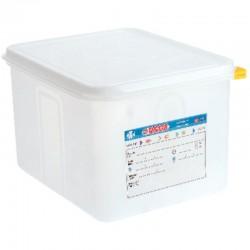Araven GN1/2 voedselbak met deksel 12,5ltr