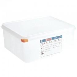 Araven GN2/3 voedselbak met deksel 13,5ltr