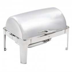Olympia Madrid rolltop chafing dish