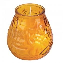 Bolsius Lowboy kaarsen amber