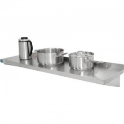 Vogue RVS keukenplank 90cm