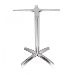 Bolero opklapbare aluminium tafelpoot