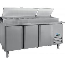 SARO Voorbereidingstafel met ventilator model SH 3070