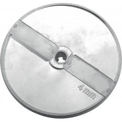 SARO AS004 Snijschijf 4 mm (aluminium)