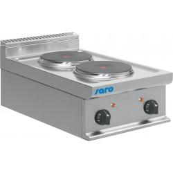 SARO Elektrische kookplaten tafelmodel E7 / CUET2BB