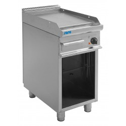 SARO Elektrische grillplaat met open kast model E7 / KTE1BAL
