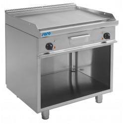 SARO Elektrische grill en bakplaat met open basis model E7 / KTE2BAL