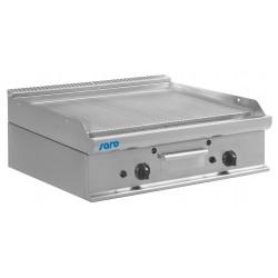 SARO Gas grill en bakplaat model l E7 / KTG2BBR