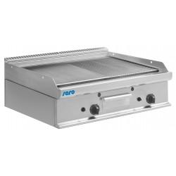 SARO Gas grill en bakplaat model E7 / KTG2BBM