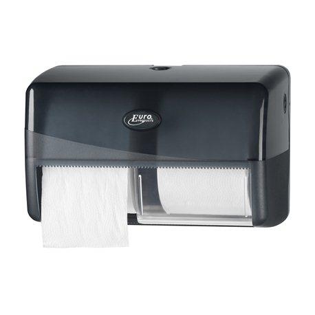 SAPO Black Line DUO compact toilethouder