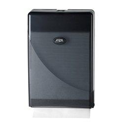 SAPO Black vouwhanddoekdispenser t.b.v. minifold handdoekpapier