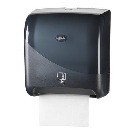 SAPO Black matic handdoekautomaat type tear & go t.b.v. motion handdoekrol