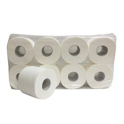 Toiletpapier supersoft cellulose 3-laags 64 rol