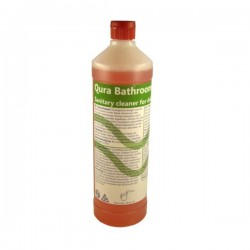 """Sanitair reiniger dagelijks """"QURA"""" Orphisch ECO Label 1L"""