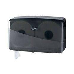 SAPO black Line Duo Mini Jumbo Toiletroldispenser
