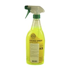 "Keuken reiniger/ontvetter ""Culina spray"" Orphisch 750 ml"