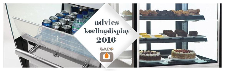 Advies display koeling